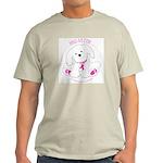 Dogs Do Pink! Light T-Shirt