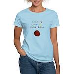 Mommy's Little Meatball Women's Light T-Shirt