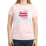 Sweet Kathleen Women's Pink T-Shirt