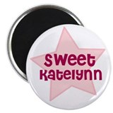 Sweet Katelynn 2.25&quot; Magnet (10 pack)