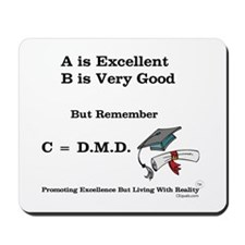C=DMD Mousepad