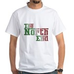 The North End White T-Shirt