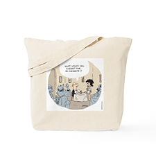 Overbite Tote Bag