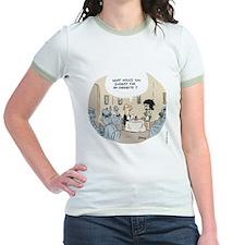 Overbite Jr. Ringer T-Shirt