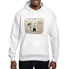 More Time Hooded Sweatshirt