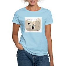 More Time Women's Light T-Shirt