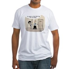 More Time Fitted T-Shirt