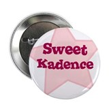Sweet Kadence Button