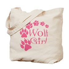 Breaking Dawn-Wolf Girl Tote Bag