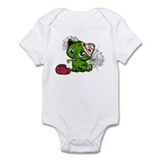 Zombie Kitty Infant Bodysuit