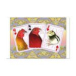 Family Cards Mini Poster Print