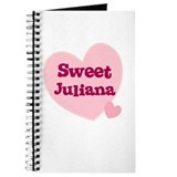 Sweet Juliana Journal