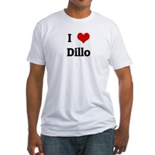 I Love Dillo Shirt