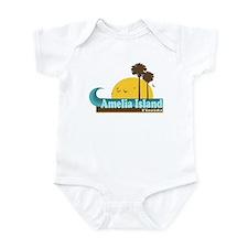 Amelia Island FL Infant Bodysuit