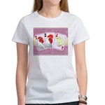Delaware Family Cards Women's T-Shirt