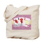Delaware Family Cards Tote Bag