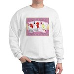 Delaware Family Cards Sweatshirt