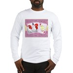 Delaware Family Cards Long Sleeve T-Shirt