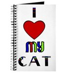 LOVE MY CAT Journal