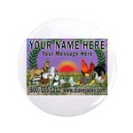 "Your Name Here 3.5"" Button"