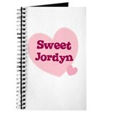 Sweet Jordyn Journal