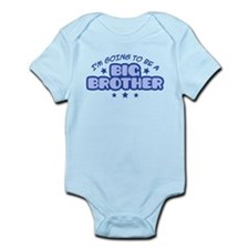 I'm Going To Be A Big Brother Onesie