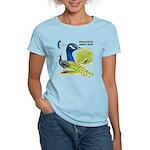 Peacock Indian Blue Women's Light T-Shirt