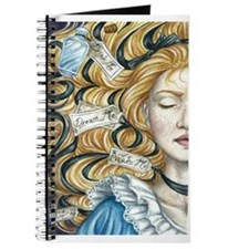 Alice in Wonderland Journal