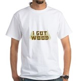 Shaun of the Dead I Got Wood Shirt