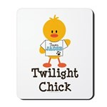 Team Jacob Twilight Chick Mousepad
