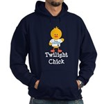 Team Jacob Twilight Chick Hoodie (dark)