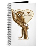 I Love Kinkajou Journal