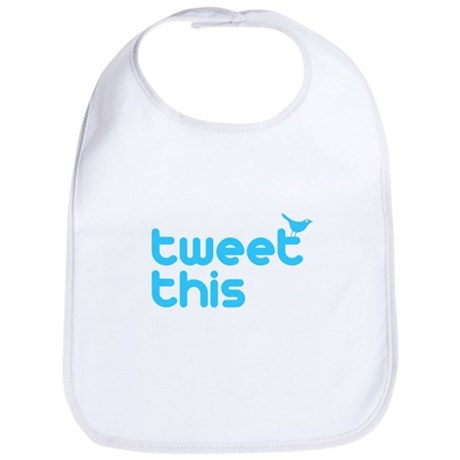 Tweet This Bib