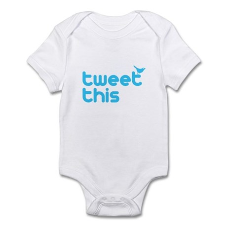 Tweet This Infant Bodysuit