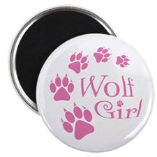 Breaking Dawn-Wolf Girl Magnet