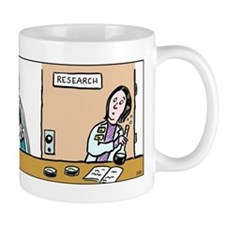 Finding The Cure Mug