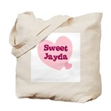 Sweet Jayda Tote Bag