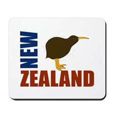 New Zealand Kiwi Stars Mousepad