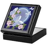 Butterfly Moon Keepsake Box