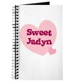 Sweet Jadyn Journal