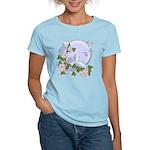 Butterfly Moon Women's Light T-Shirt