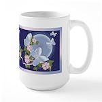 Butterfly Moon Large Mug