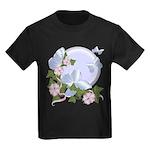 Butterfly Moon Kids Dark T-Shirt