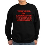 Knocked Up Costume Sweatshirt (dark)