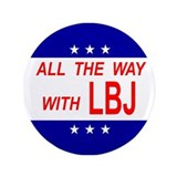 3.5&amp;quot; Button LBJ 1964