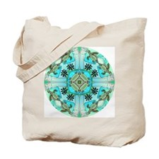 Sea Turtle Healing Medicine Symbol Tote Bag