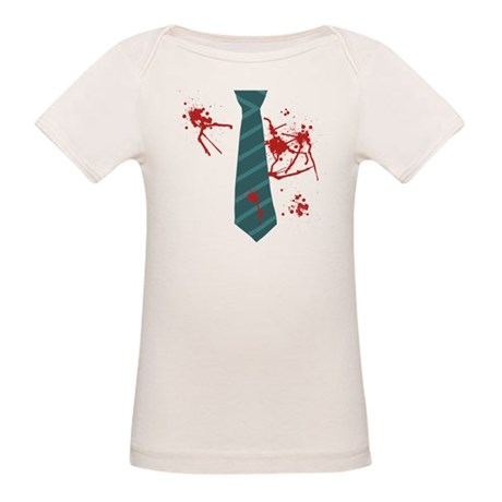 Zombie Hunter Organic Baby T-Shirt