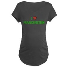 I Love Frankenstein T-Shirt