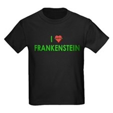 I Love Frankenstein T