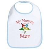 My Mommy's A Star Bib